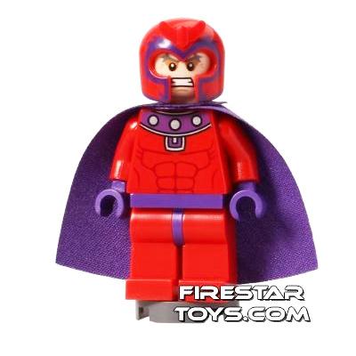 LEGO Super Heroes Mini Figure - Magneto
