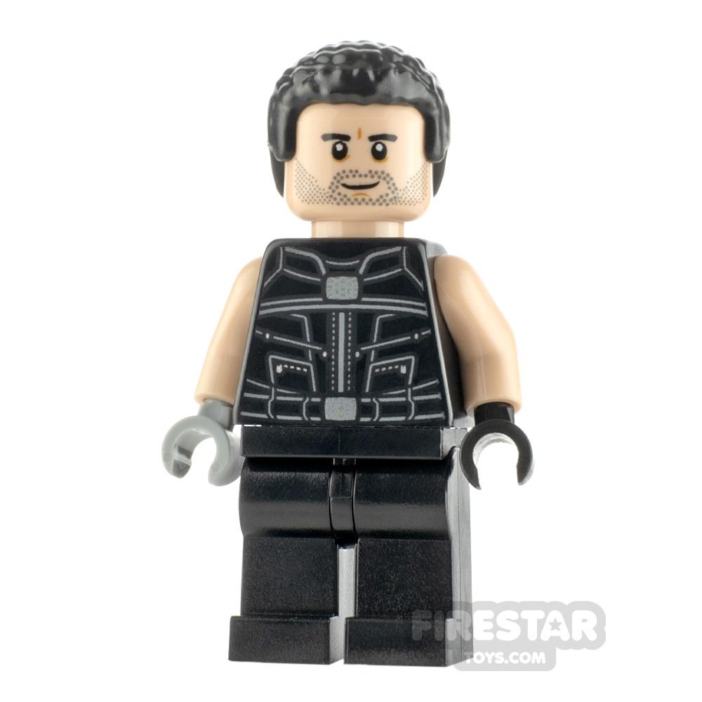 LEGO Super Heroes Minifigure Razor Fist