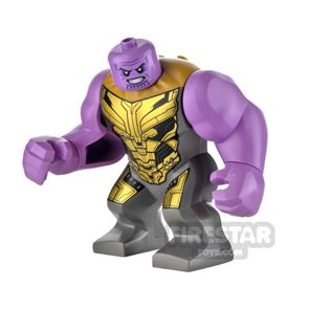 LEGO Super Heroes Minifigure Thanos