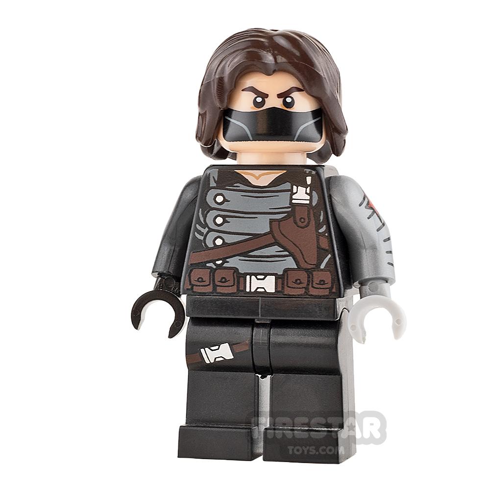 LEGO Super Heroes Mini Figure - Winter Soldier