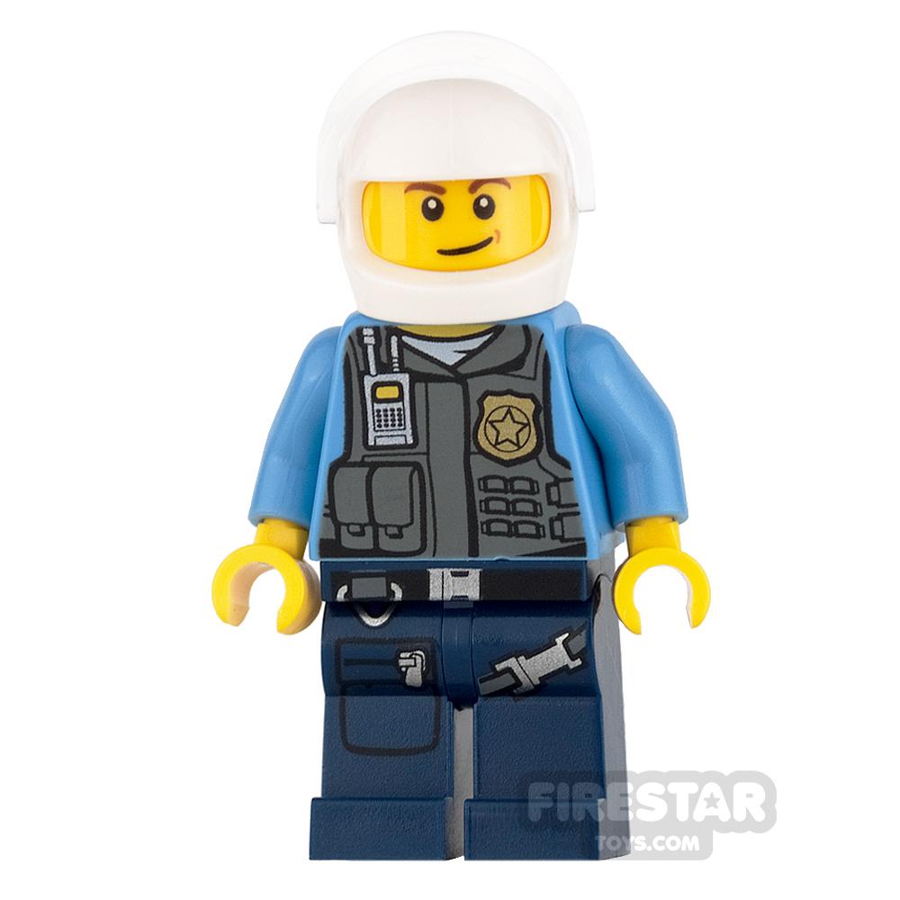 LEGO Super Heroes Mini Figure - Police Officer