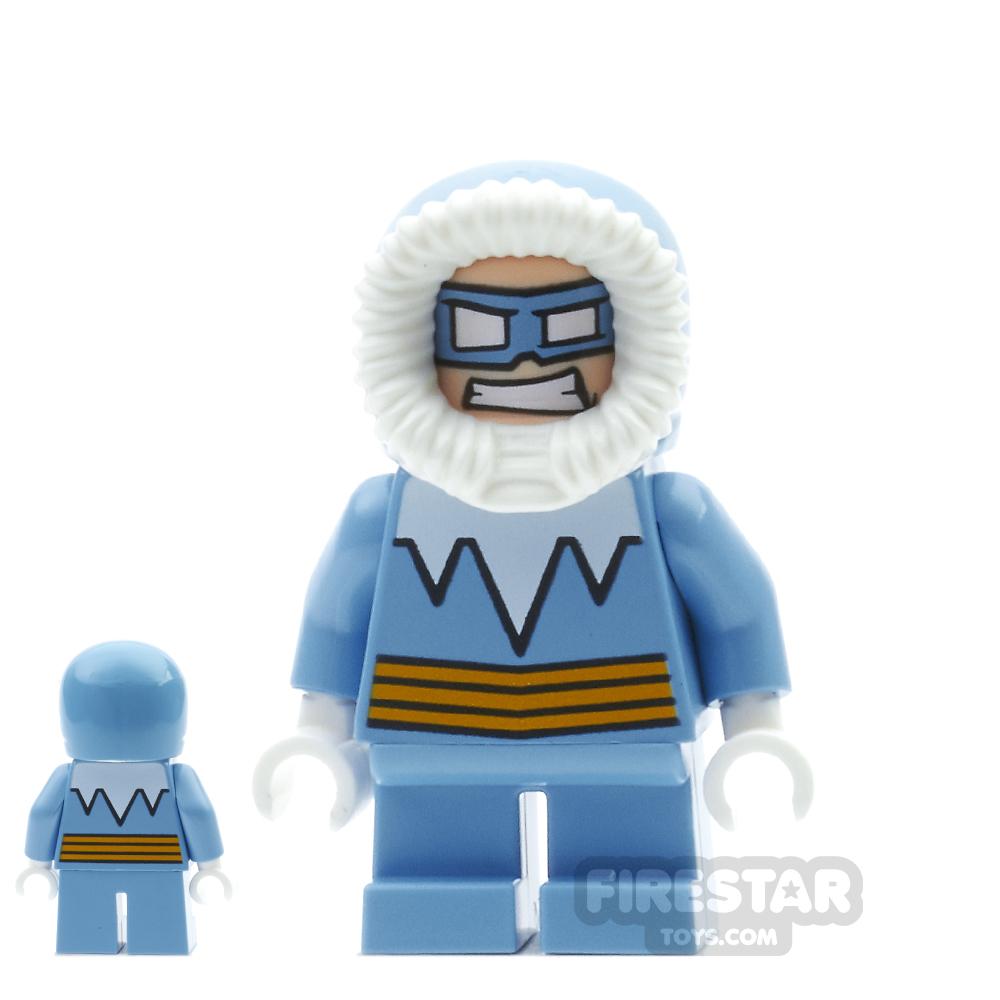 LEGO Super Heroes Mini Figure - Captain Cold - Short Legs