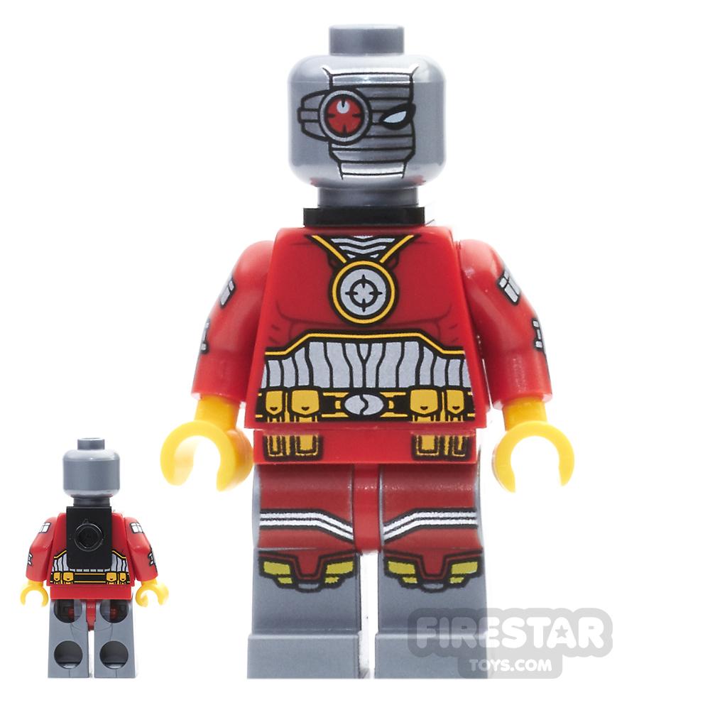 LEGO Super Heroes Mini Figure - Deadshot