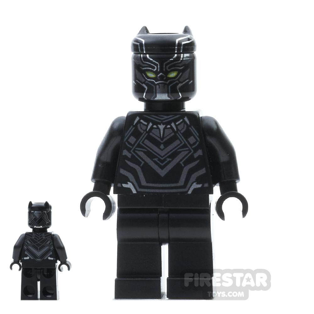 LEGO Super Heroes Mini Figure - Black Panther