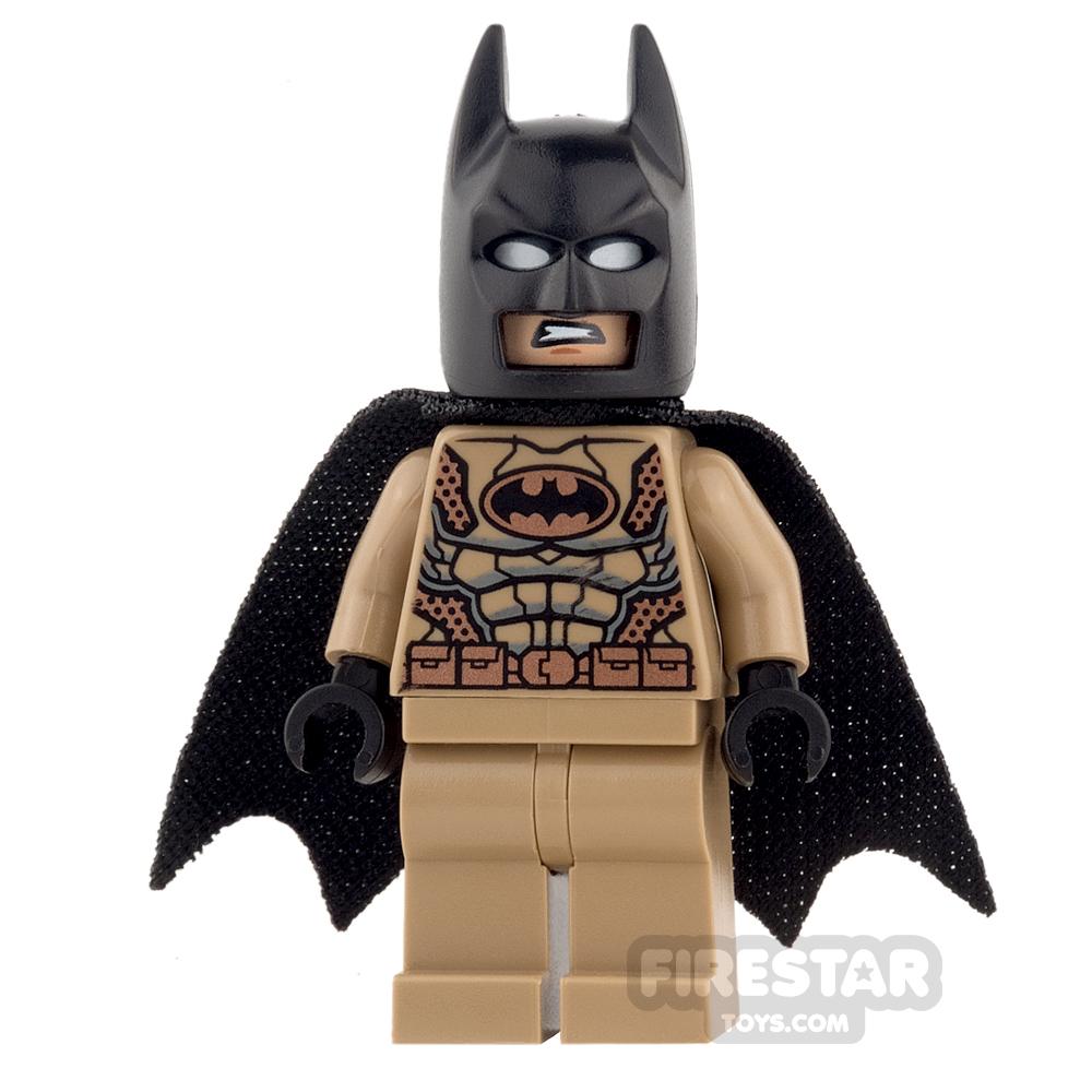 LEGO Super Heroes Mini Figure - Desert Batman