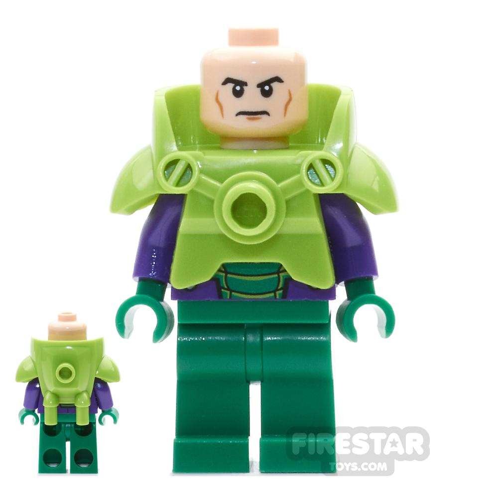 LEGO Super Heroes Mini Figure - Lex Luthor - Warsuit