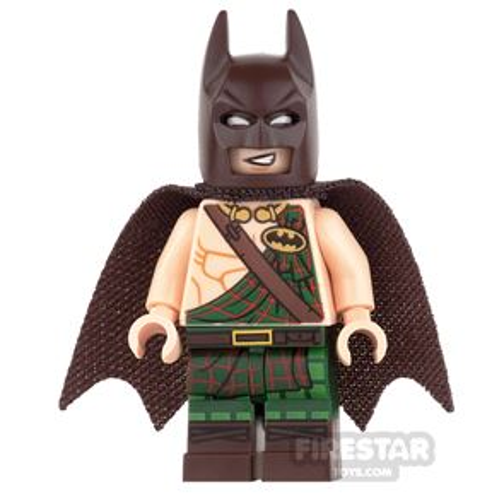 LEGO Super Heroes Mini Figure - Tartan Batman