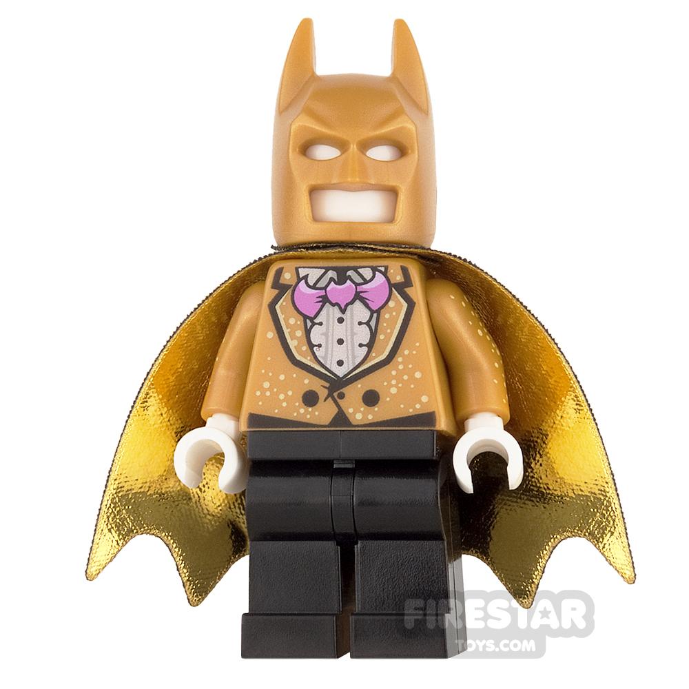 LEGO Super Heroes Mini Figure - Batman - The Bat-Pack Batsuit
