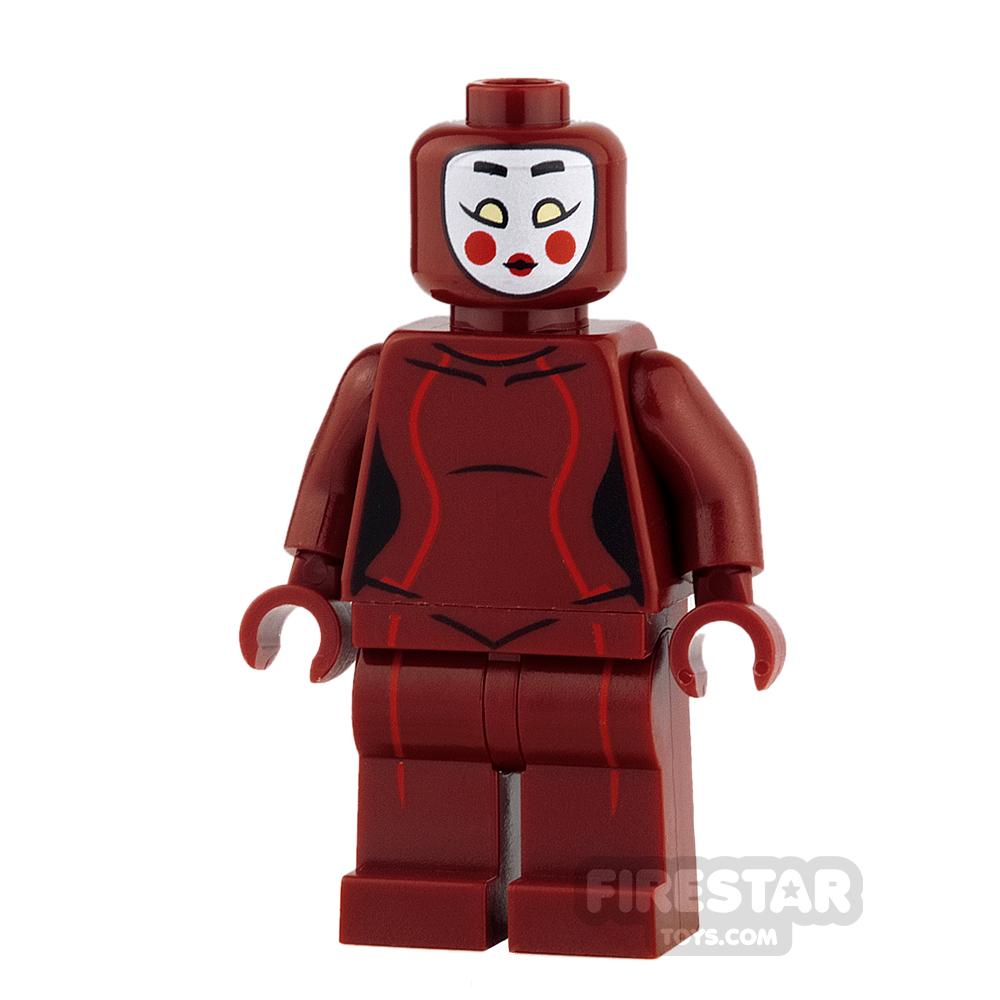 LEGO Super Heroes Mini Figure -  Batman - Kabuki Twin