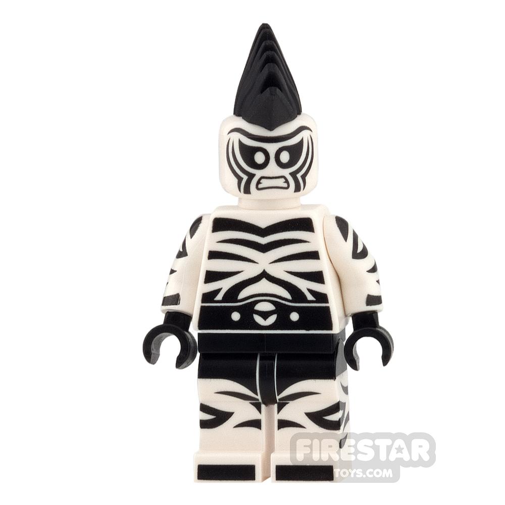 LEGO Super Heroes Mini Figure - Zebra-Man