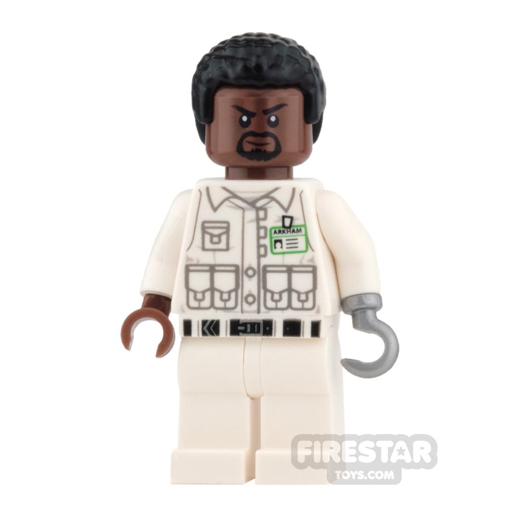 LEGO Super Heroes Mini Figure - Aaron Cash