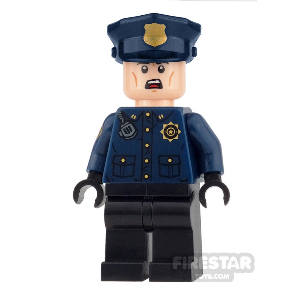 LEGO Super Heroes Mini Figure - GCPD Officer - Male