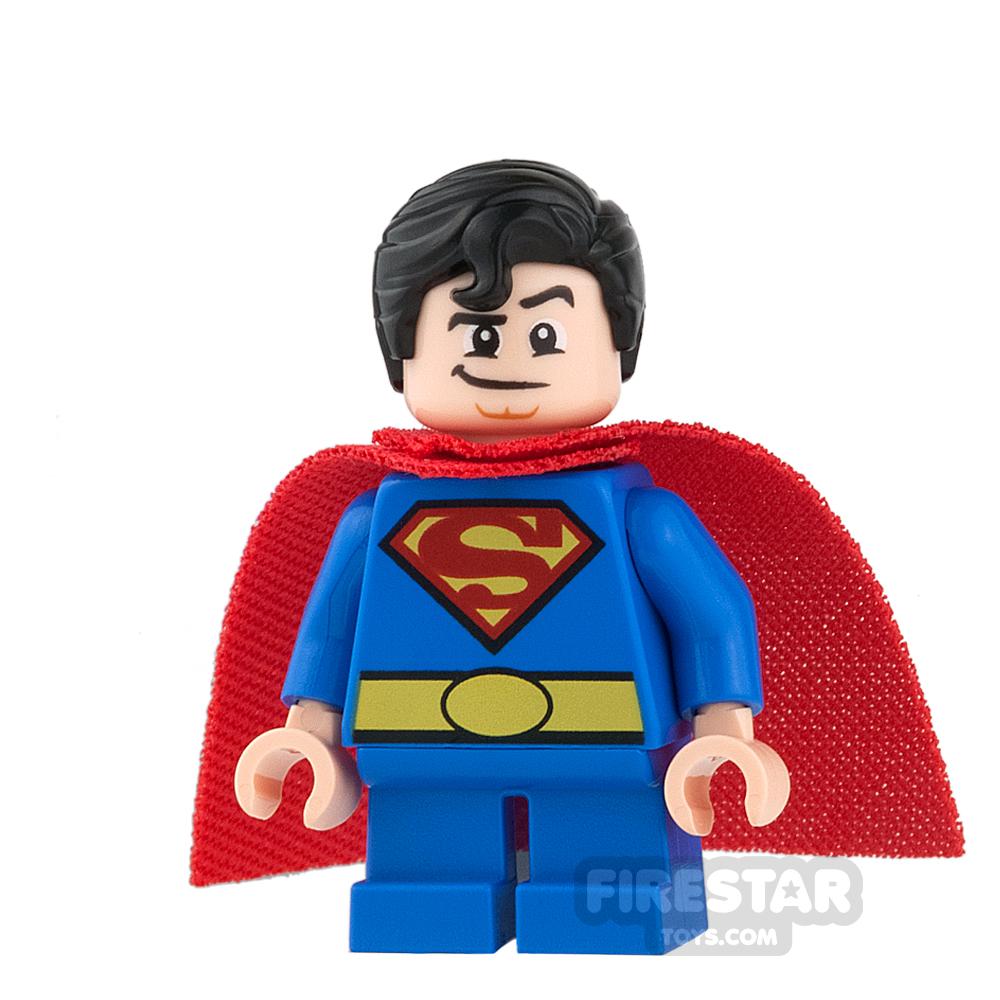 LEGO Super Heroes Mini Figure - Superman - Short Legs