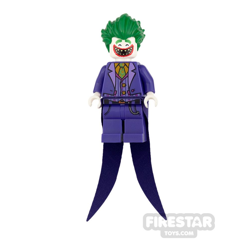 LEGO Super Heroes Mini Figure - The Joker - Long Coattails, and Grin