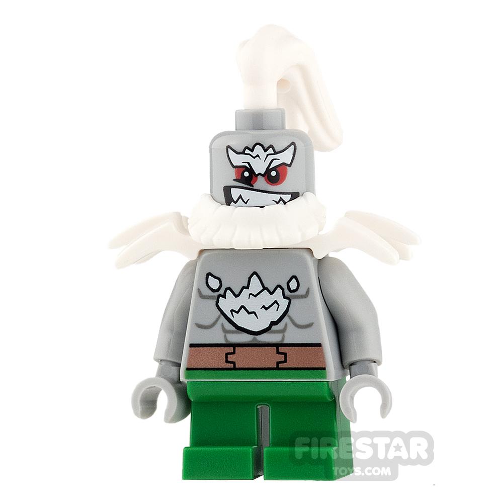 LEGO Super Heroes Mini Figure - Doomsday - Short Legs