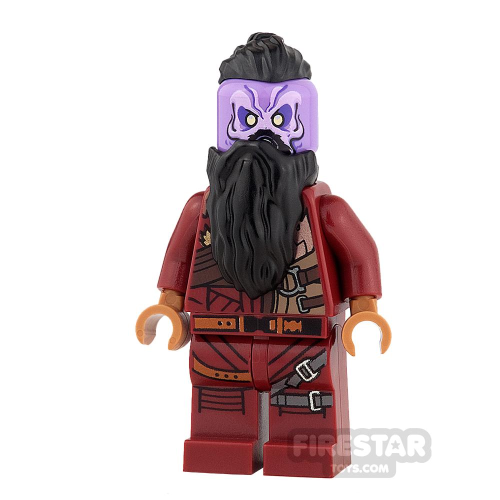 LEGO Super Heroes Mini Figure - Taserface