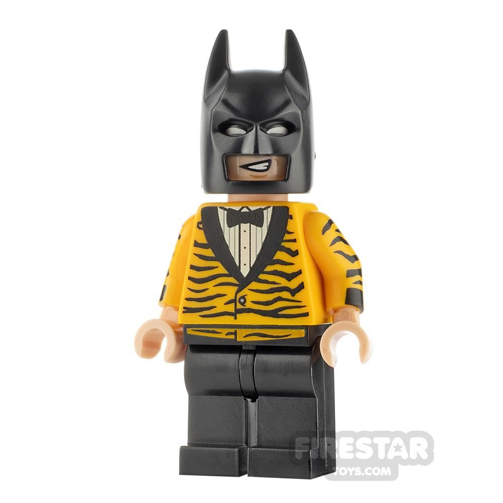 LEGO Super Heroes Minifigure Batman Tiger Tuxedo