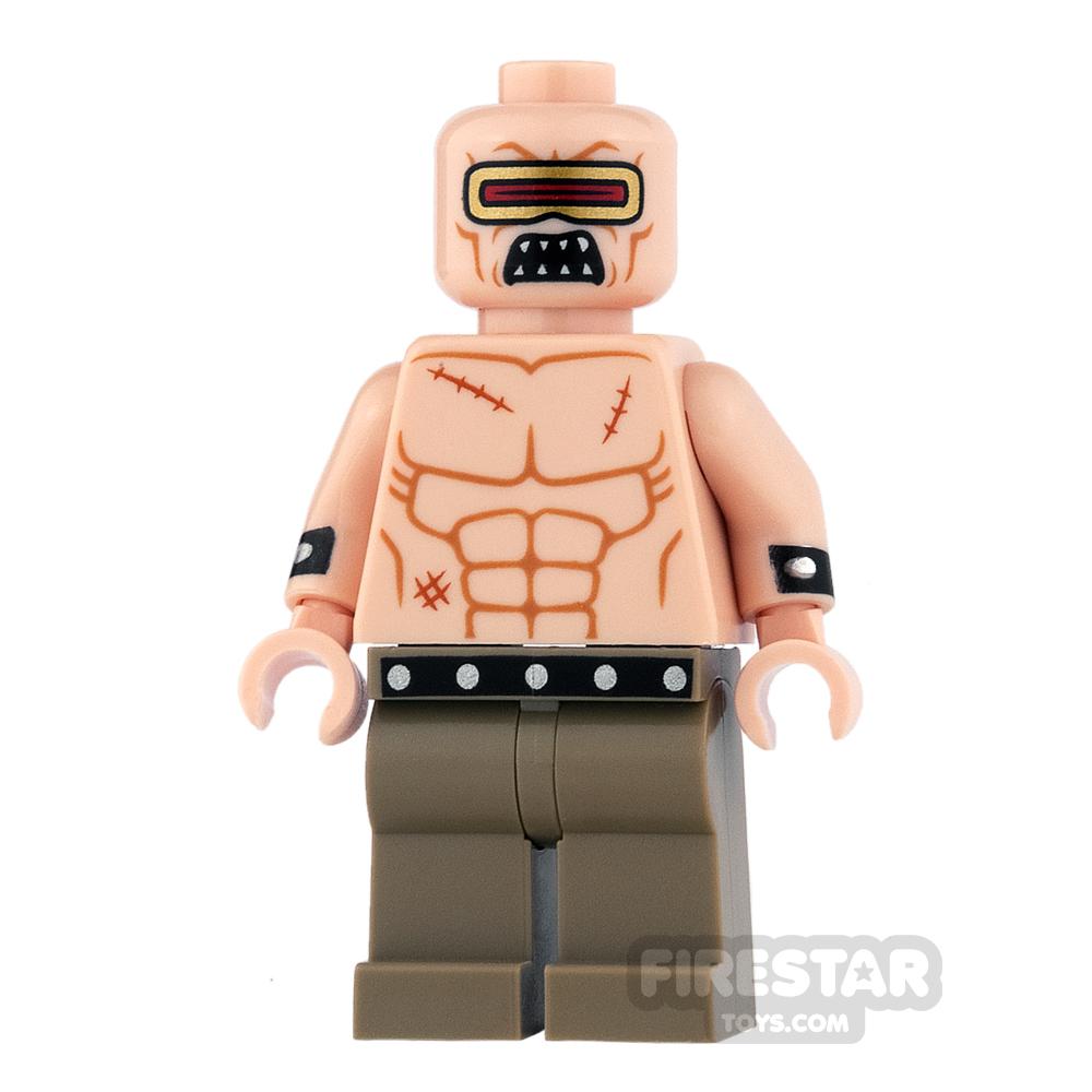 LEGO Super Heroes Mini Figure - Mutant Leader