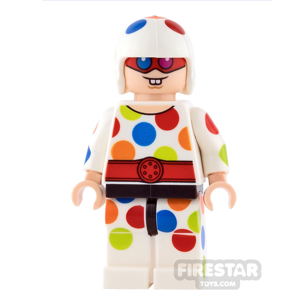LEGO Super Heroes Mini Figure - Polka-Dot Man