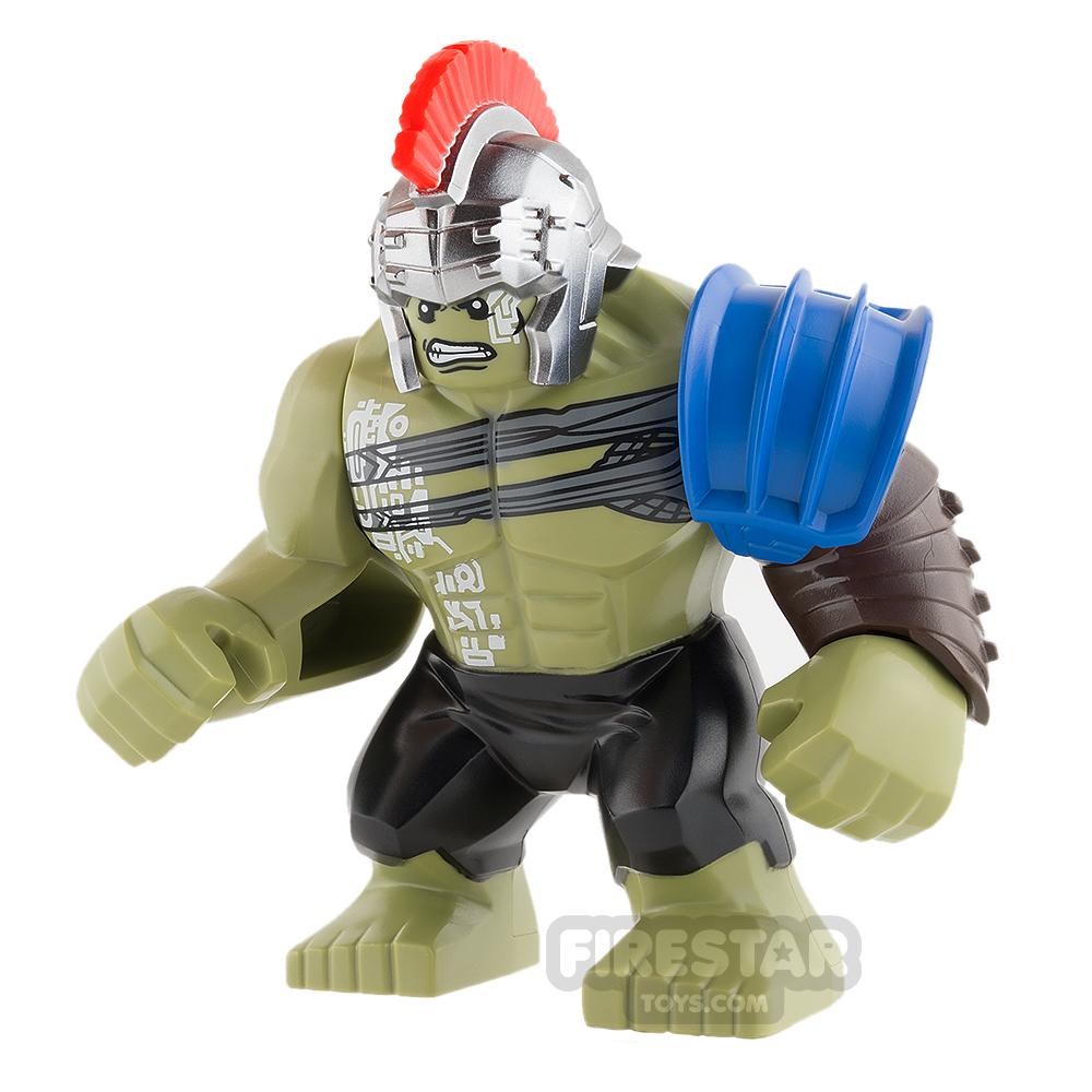 LEGO Super Heroes Mini Figure - Hulk - Giant - with Armour