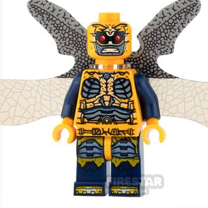 LEGO Super Heroes Mini Figure - Parademon - Extended Wings - Yellow