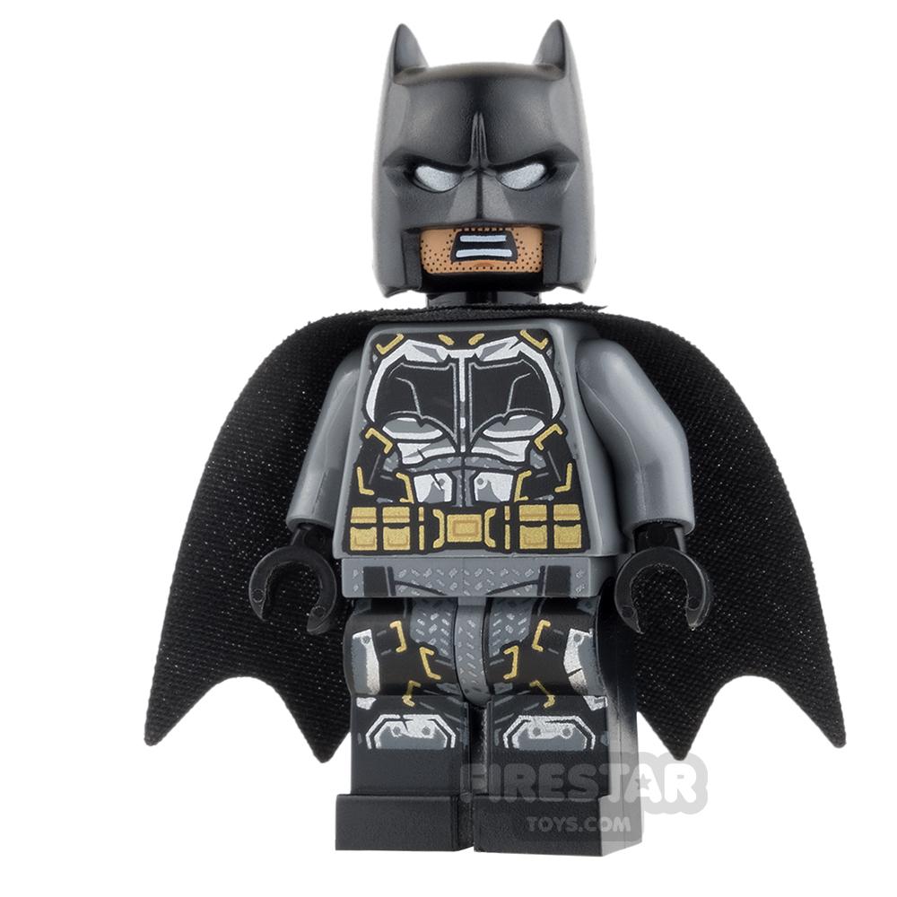 LEGO Super Heroes Mini Figure - Batman - Tactical Suit