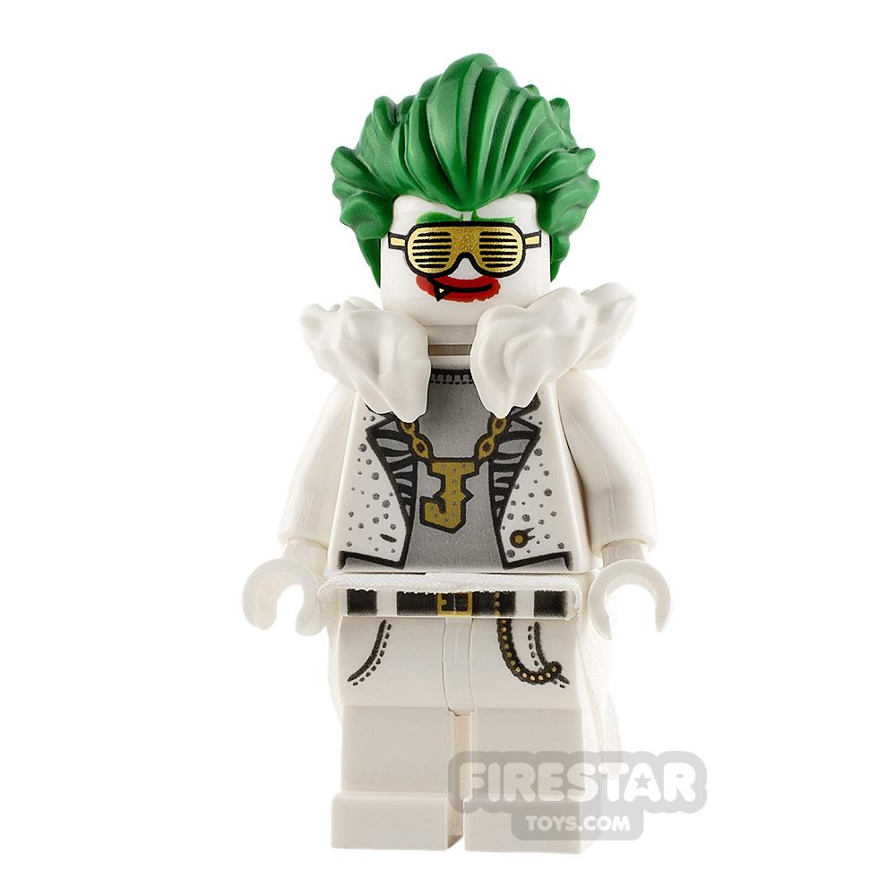 LEGO Super Heroes Minifigure The Joker Disco Suit