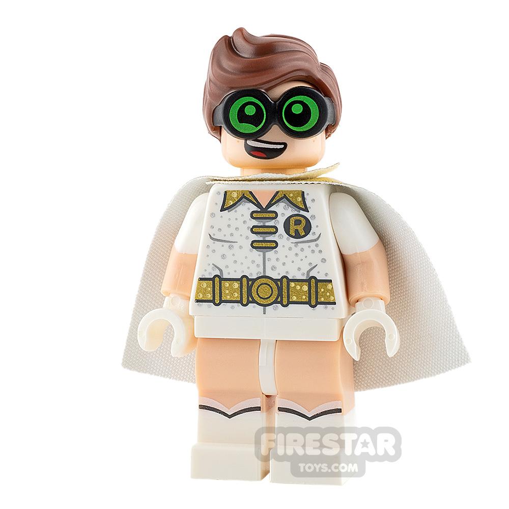 LEGO Super Heroes Minifigure Robin Disco Suit