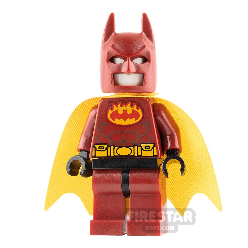 LEGO Super Heroes Minifigure Batman Firestarter Suit