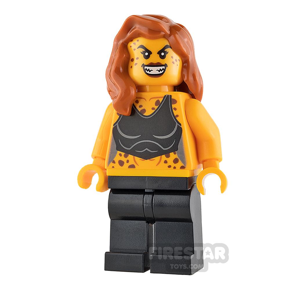 LEGO Super Heroes Mini Figure - Cheetah