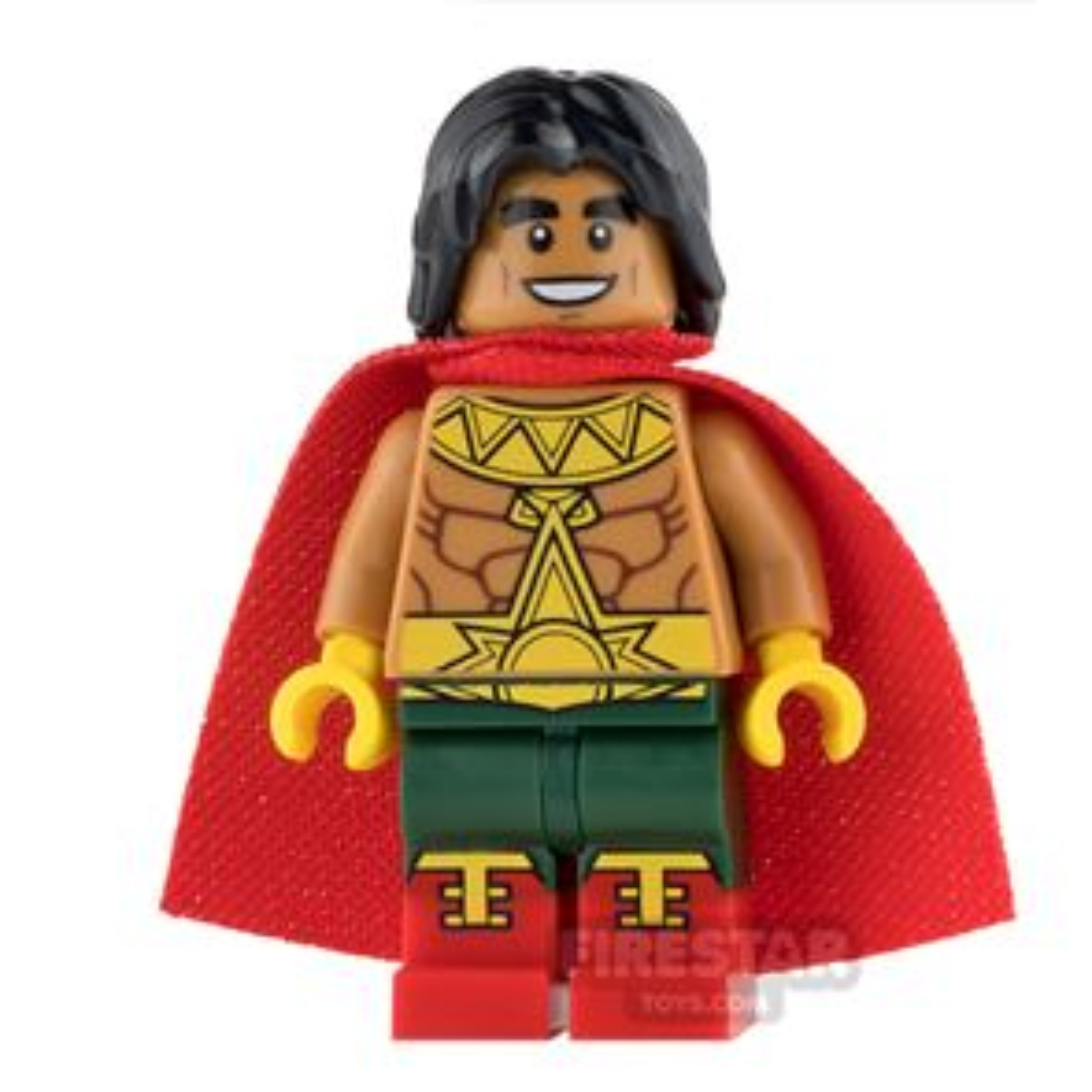 LEGO Super Heroes Mini Figure - El Dorado