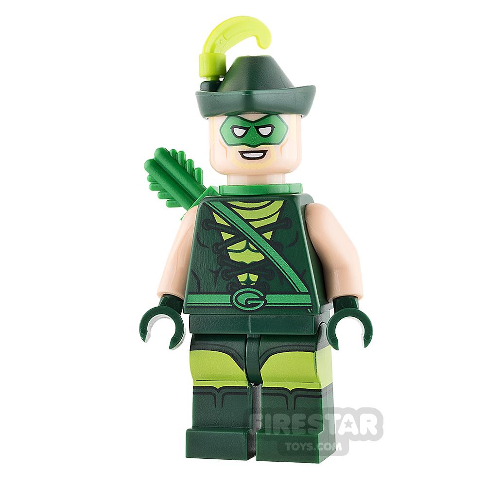 LEGO Super Heroes Mini Figure - Green Arrow