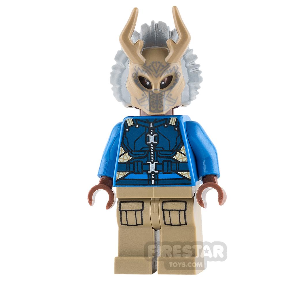 LEGO Super Heroes Mini Figure - Killmonger
