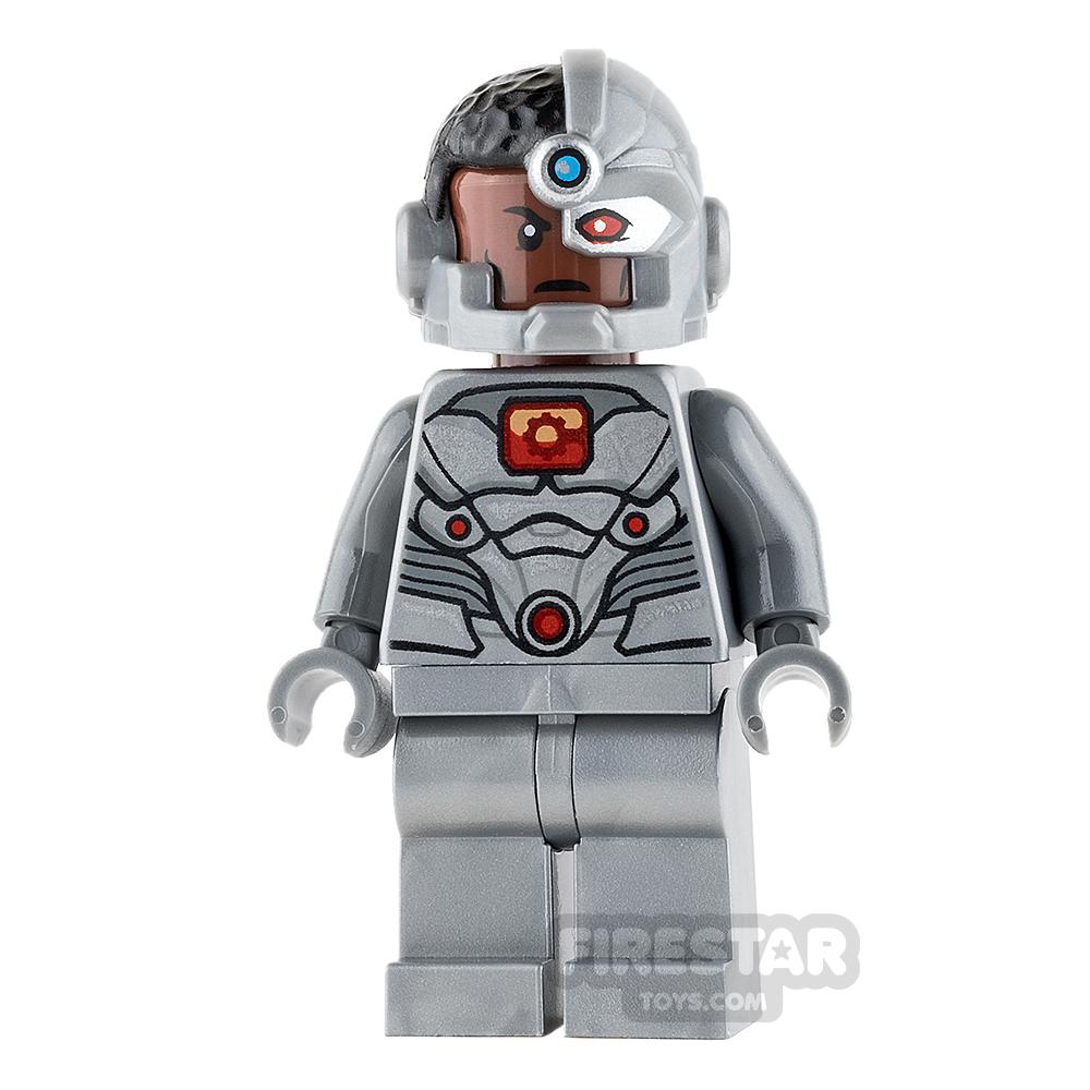 LEGO Super Heroes Mini Figure - Cyborg