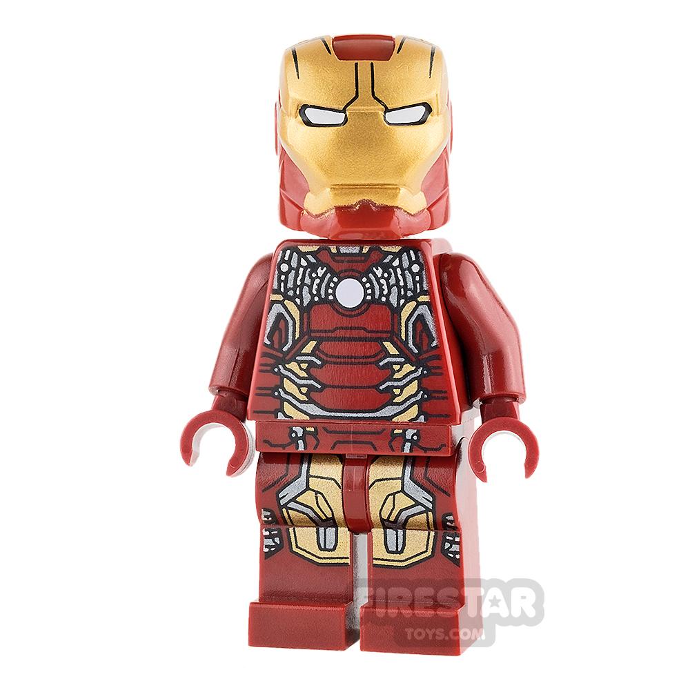 LEGO Super Heroes Mini Figure - Iron Man - Hulk Buster Armour