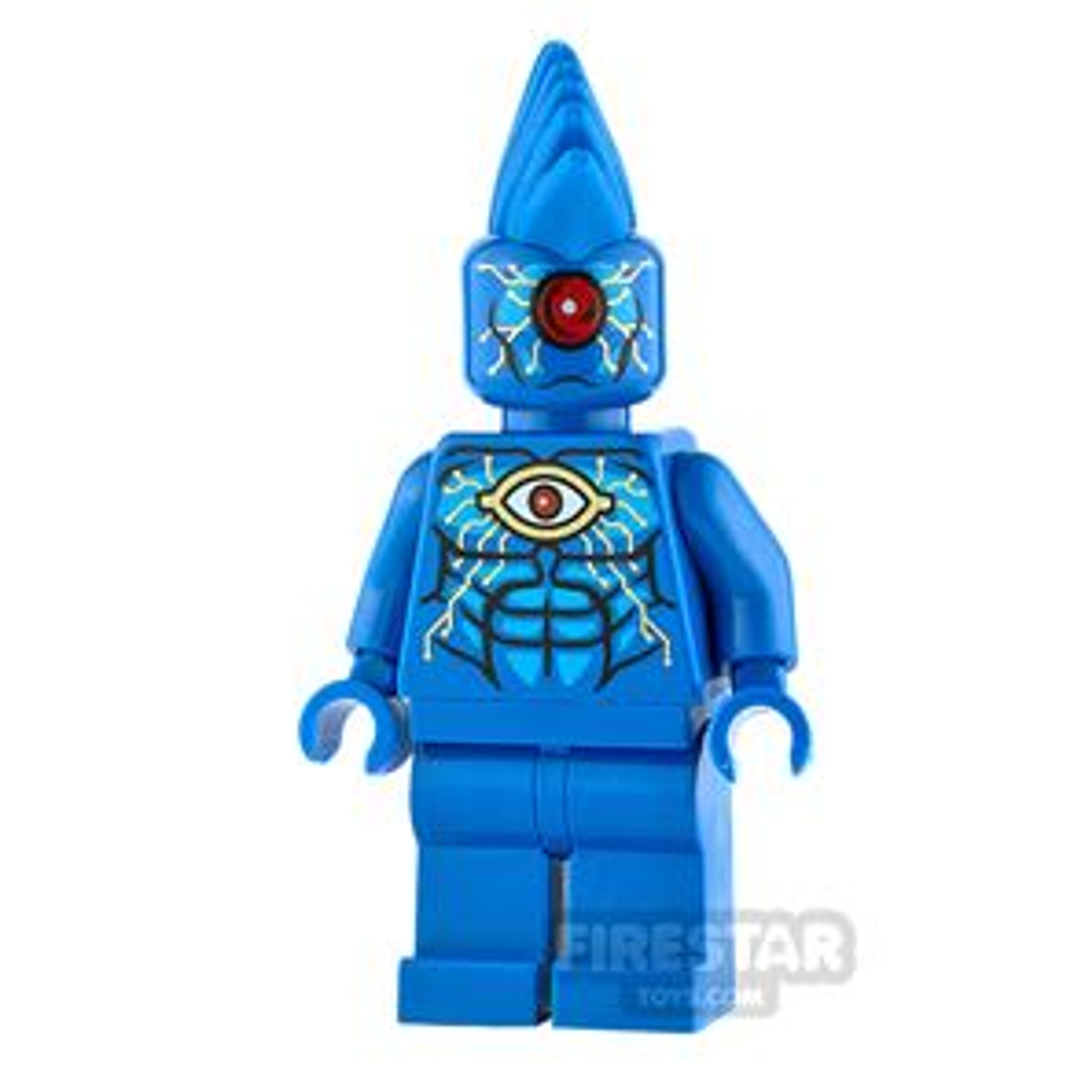 LEGO Super Heroes Minifigure Omac