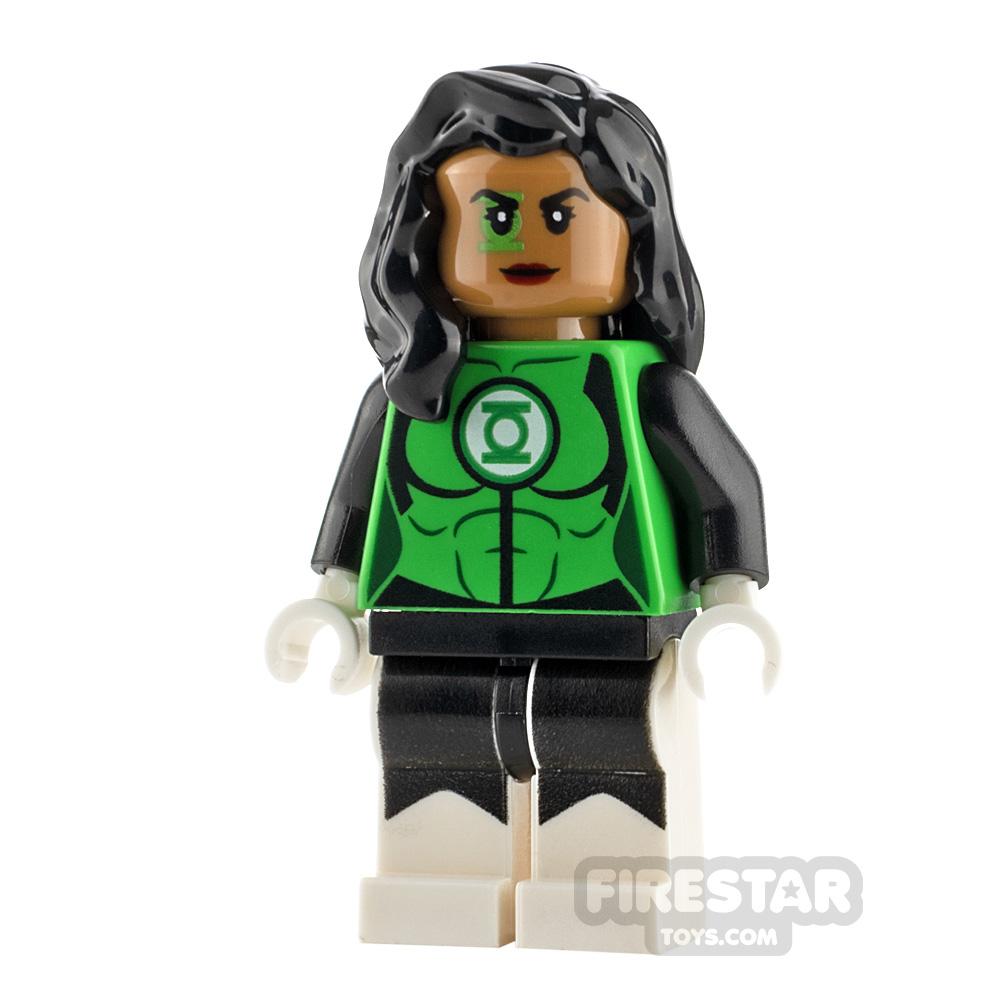 LEGO Super Heroes Minifigure Green Lantern Jessica Cruz