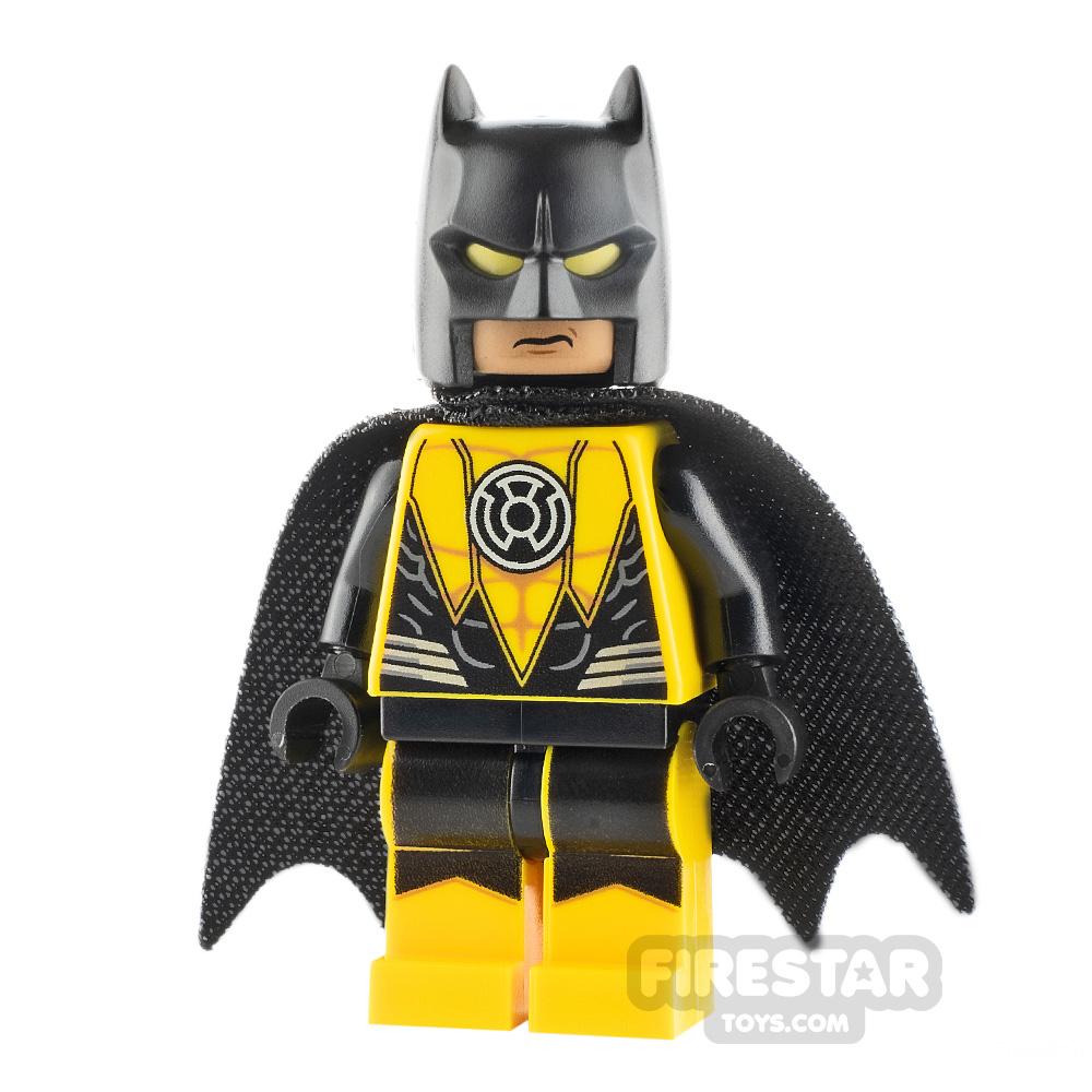 LEGO Super Heroes Minifigure Yellow Lantern Batman