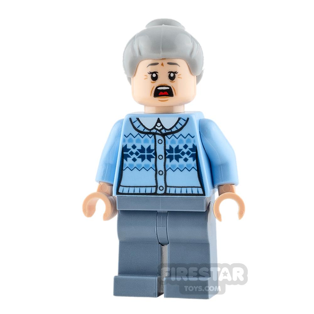 LEGO Super Heroes Minifigure Aunt May