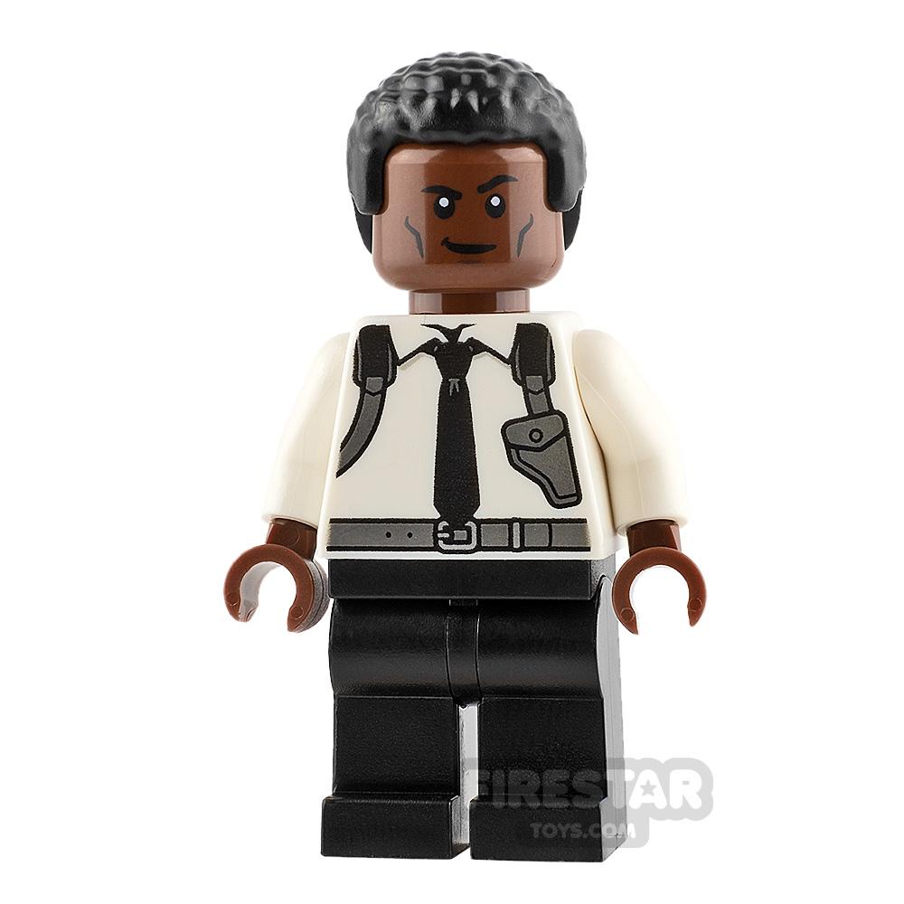 LEGO Super Heroes Minifigure Nick Fury Young