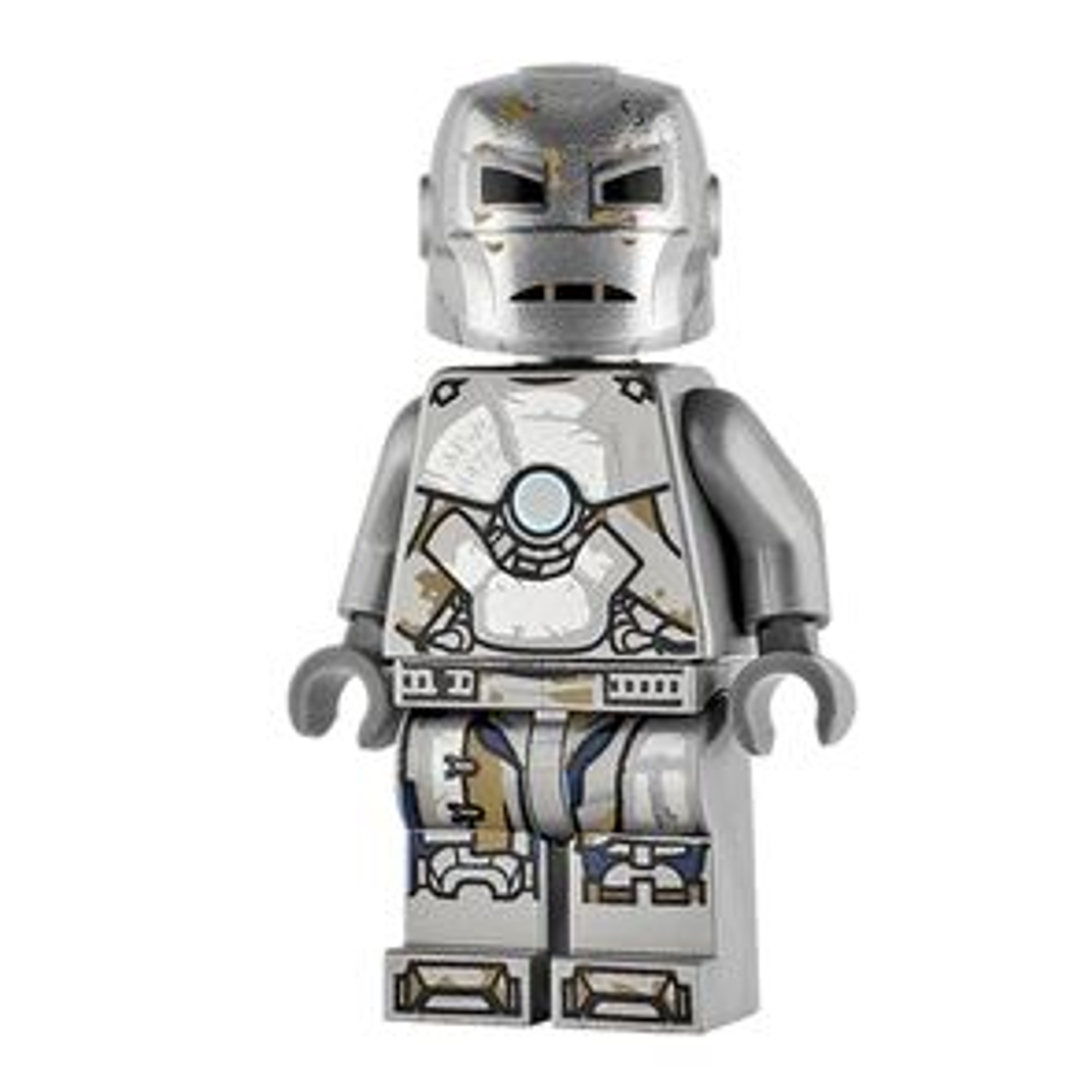 LEGO Super Heroes Minifigure Iron Man Mark 1 Armour