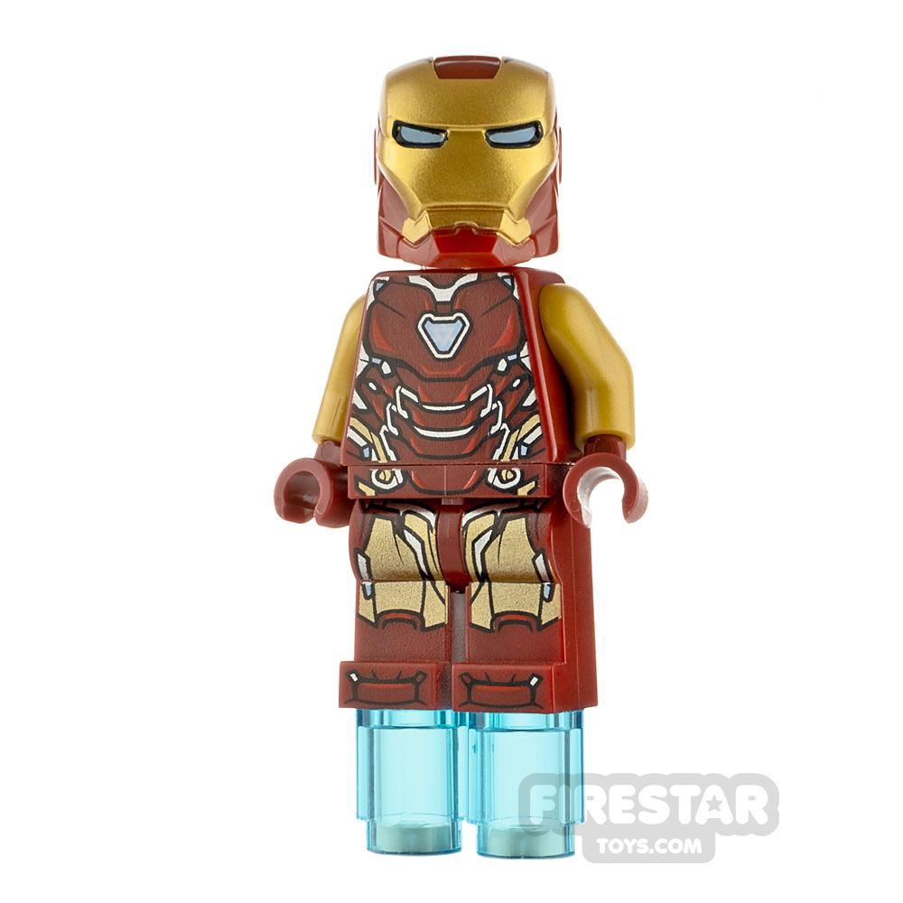 LEGO Super Heroes Minifigure Iron Man Mark 85 Armour