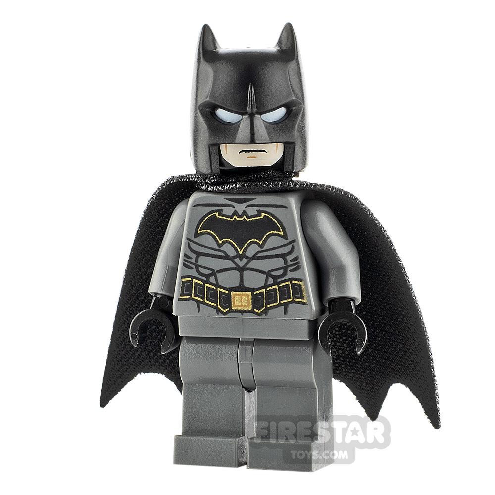 LEGO Super Heroes Minifigure Batman Gold Crest