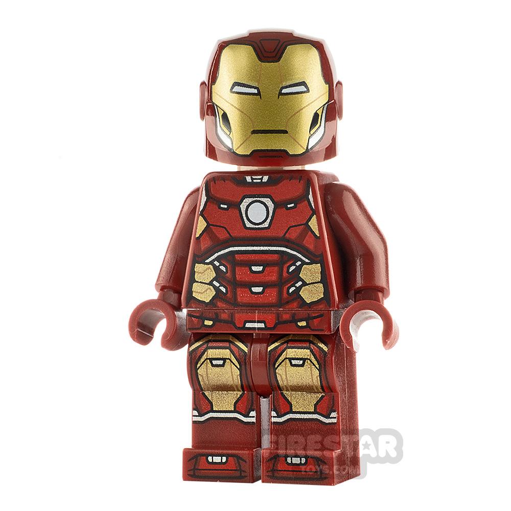 LEGO Super Heroes Minifigure Iron Man