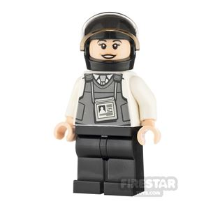 LEGO Super Heroes Minifigure Armoured Truck Driver