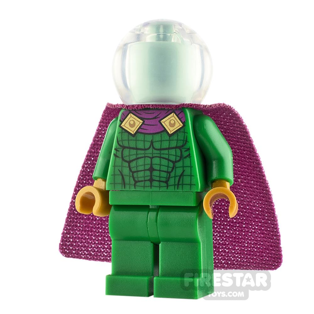 LEGO Super Heroes Minifigure Mysterio