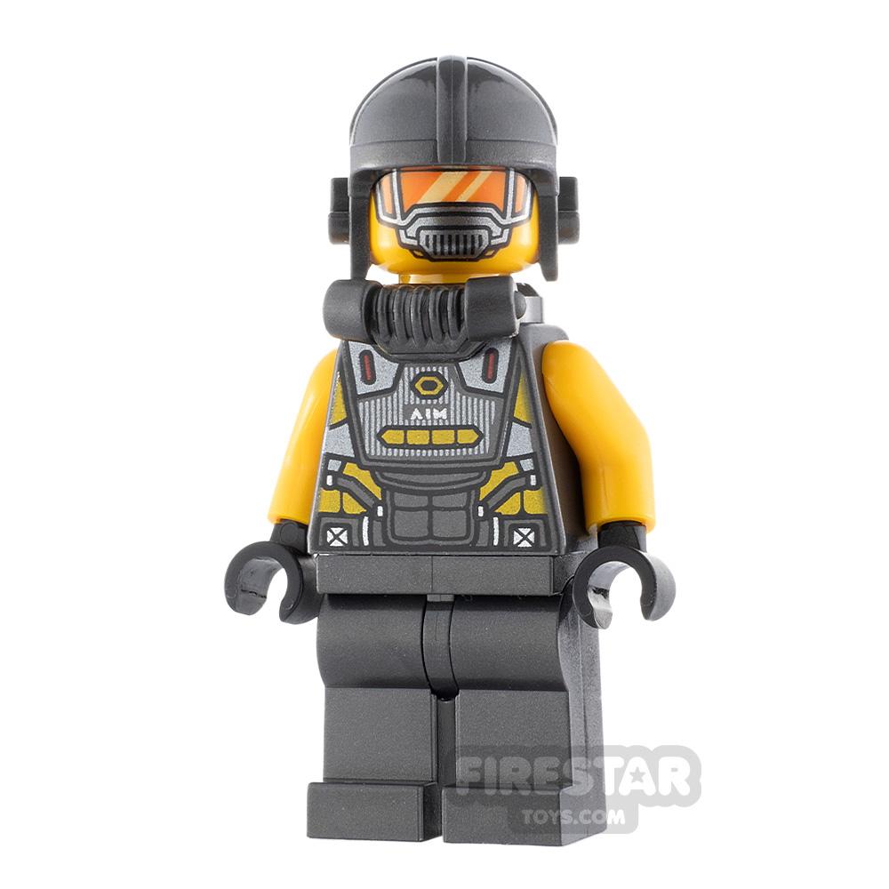 LEGO Super Heroes Minifigure AIM Agent