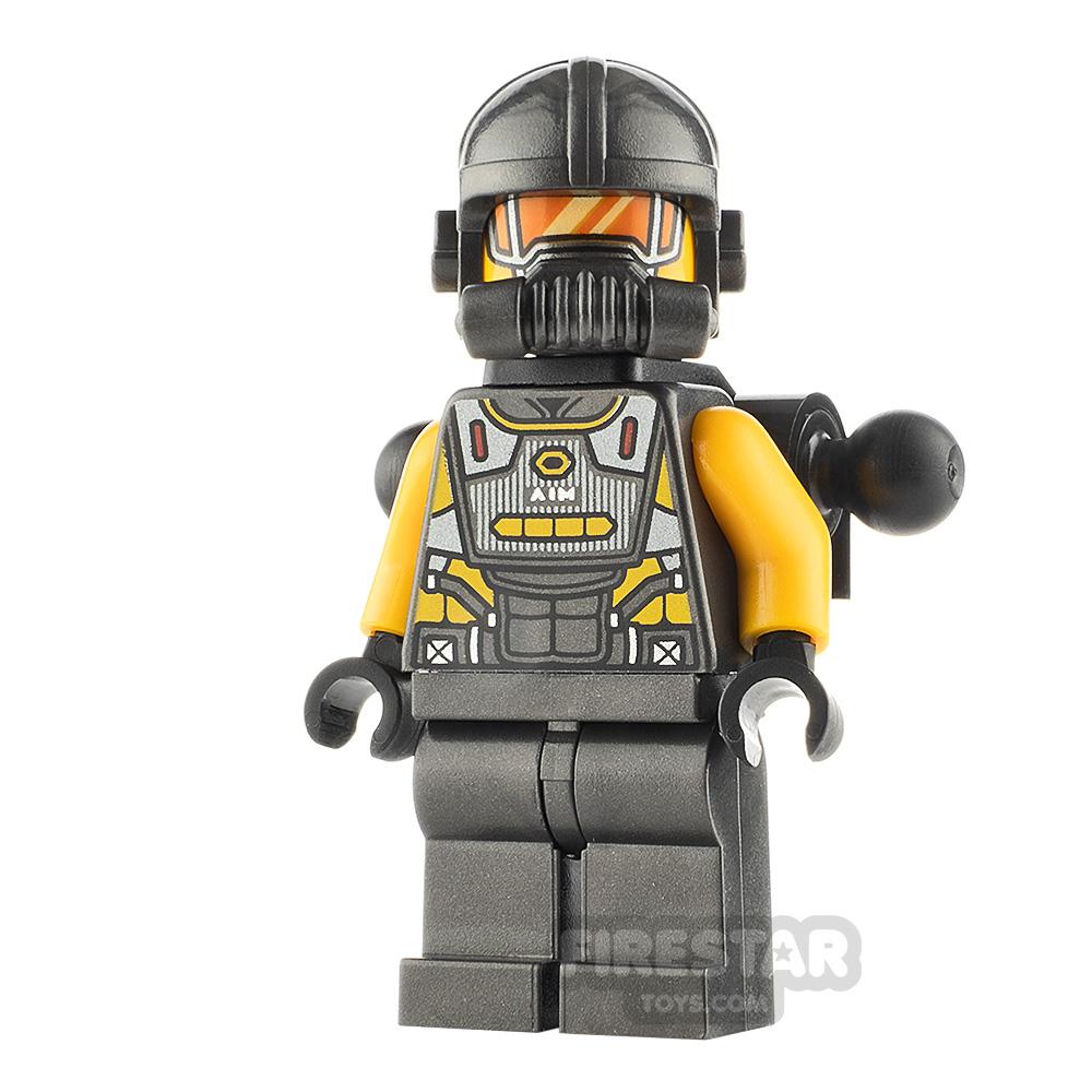 LEGO Super Heroes Minifigure AIM Agent Backpack