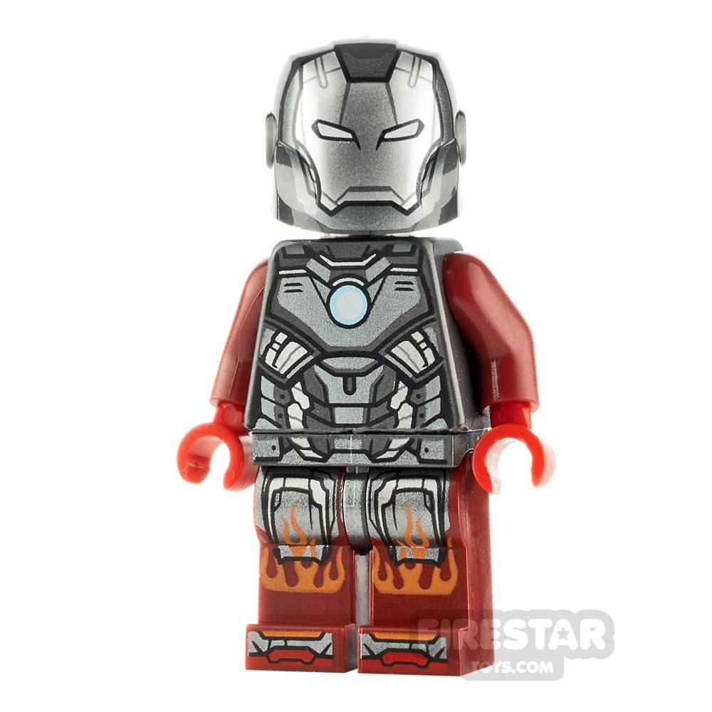 LEGO Super Heroes Minifigure Iron Man Blazer Armour