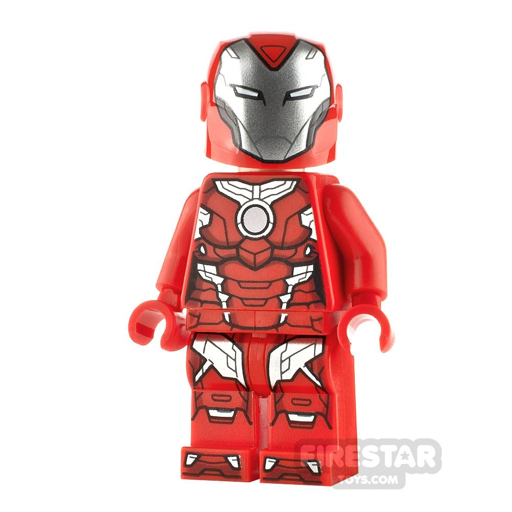 LEGO Super Heroes Minifigure Pepper Potts Rescue